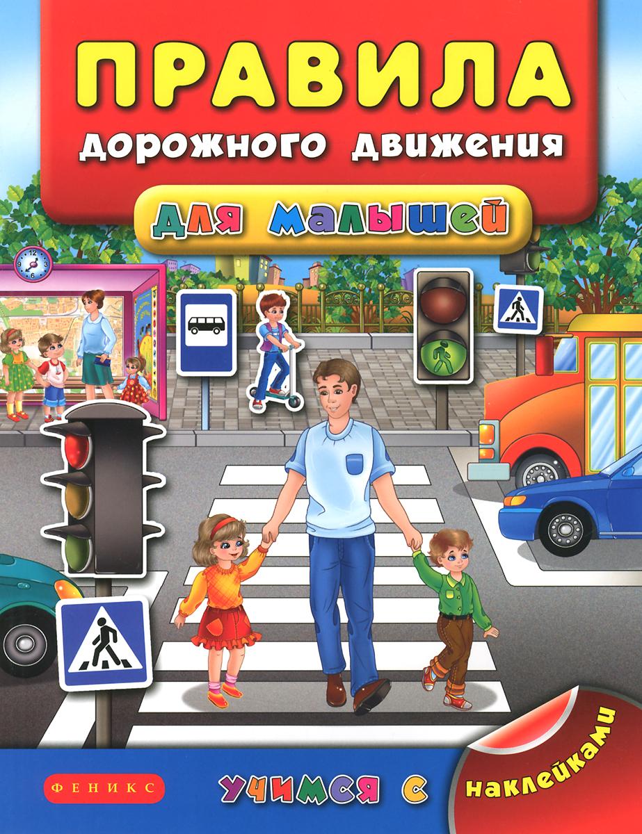 Яна Воронкова Правила дорожного движения для малышей