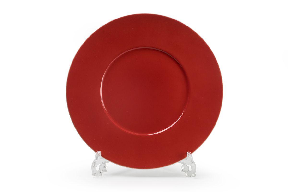 Тарелка десертная La Rose des Sables Putoisage Rouge, диаметр 23 см тарелка десертная la rose des sables putoisage noir диаметр 23 см