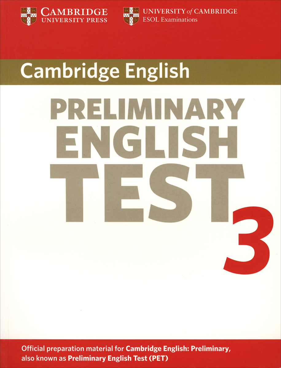 Preliminary English Test 3 gray e o sullivan n practice tests for the pet teacher s book 1 preliminary english test книга для учителя
