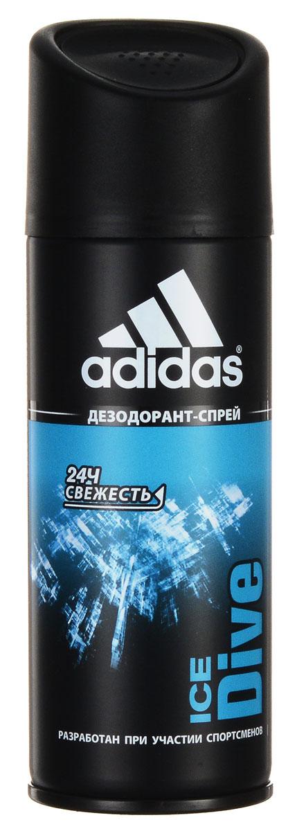 """Adidas """"Ice Dive"""". Дезодорант, 150 мл"""