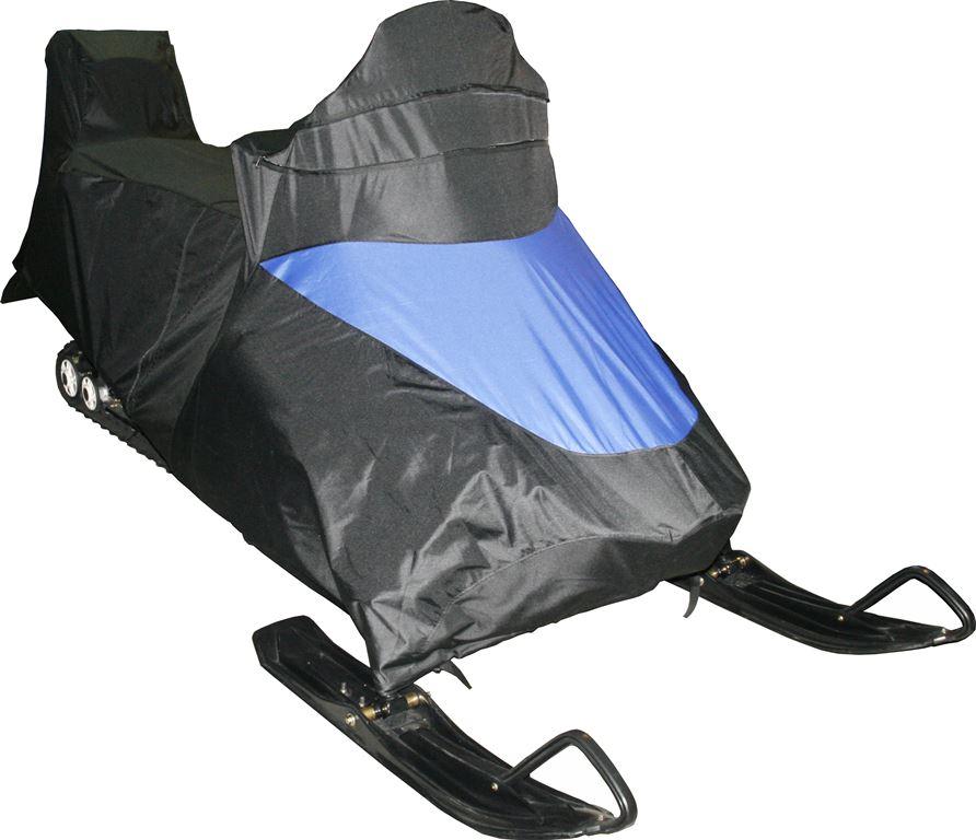 Чехол транспортировочный AG-brand для снегохода Arctic Cat Bearcat 570XT, цвет: черный