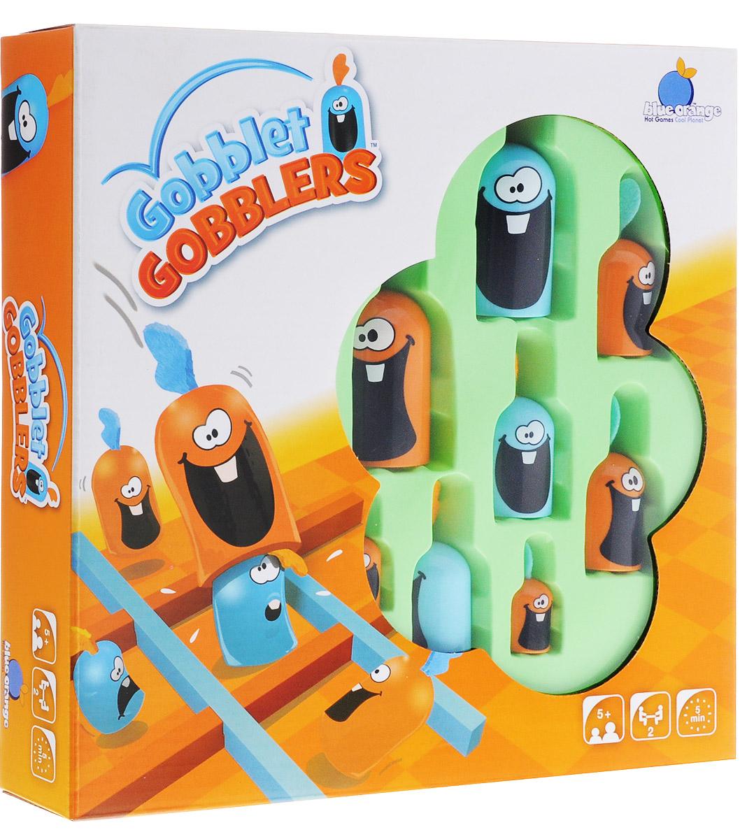 Blue Orange Настольная игра Gobblet Gobblers blue orange настольная игра blue orange дело в шляпе