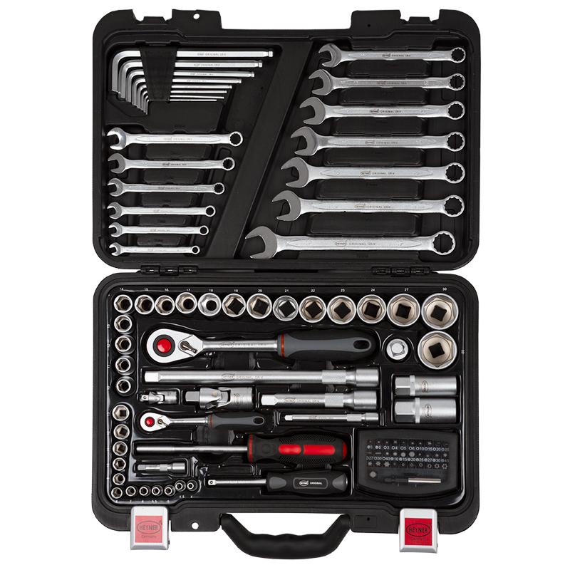 цена на Набор инструментов Heyner, 96 предметов