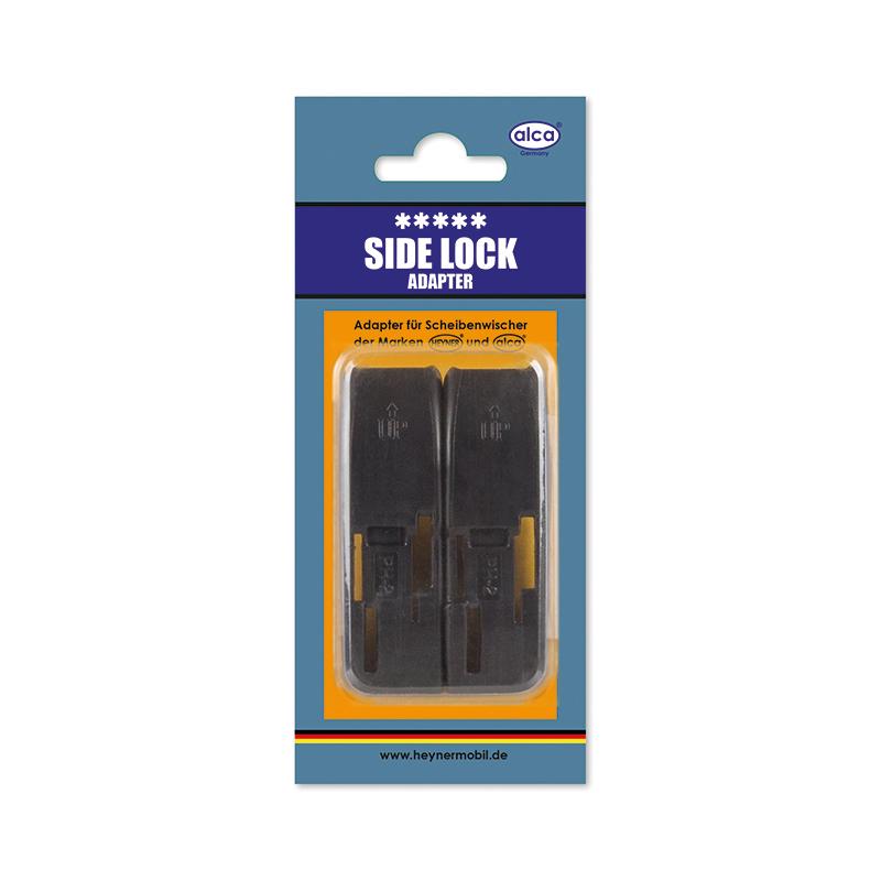 Адаптер для щеток Alca, с боковым замком, 2 шт адаптеры для щеток стеклоочистителя rekzit ft 2 шт
