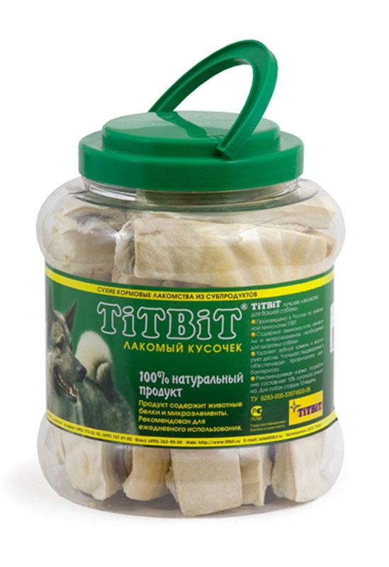 "Лакомство для собак ""Titbit"", крекер говяжий, 4,3 л"