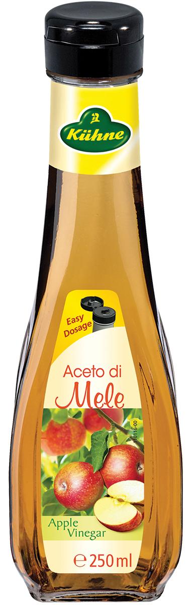 Kuhne Aceto di Mele уксус 5% яблочный, 250 мл уксус 5