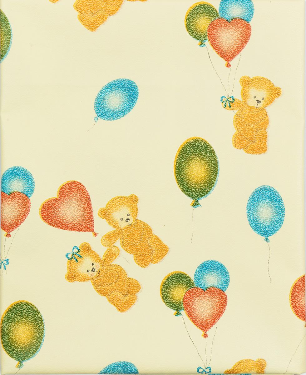 Клеенка подкладная Колорит, без окантовки, цвет в ассортименте, 70 х 100 см колорит клеенка подкладная с резинками держателями для детских колясок цвет бежевый 50 x 70 см