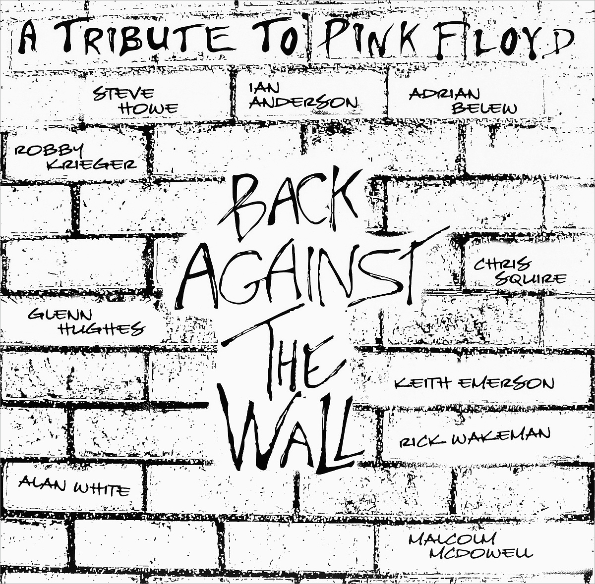 Pink Floyd. A Tribute To Back Against The Wall (2 LP)