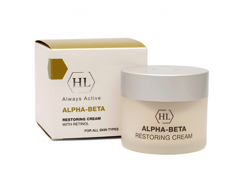 Holy Land Восстанавливающий крем Alpha-Beta and Retinol Restoring Cream, 50 мл holy land alpha beta