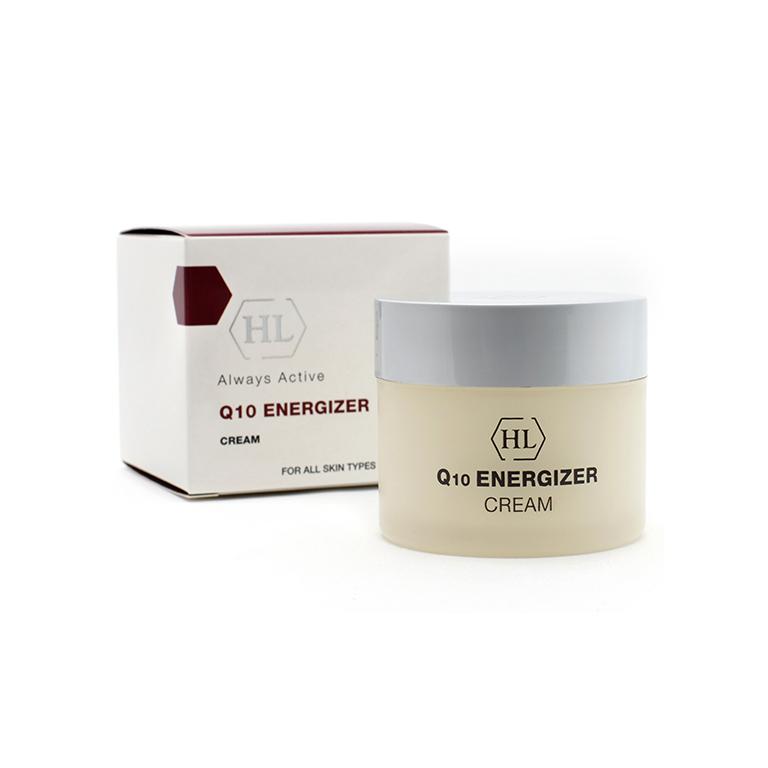 все цены на Holy Land Крем для лица Coenzyme Energizer Cream, 50 мл онлайн
