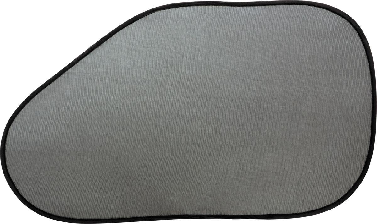 Шторки гибкие солнцезащитные Zipower, 65 х 38 см, 2 штPM 0522Автомобильные солнцезащитные шторки Zipower – это специальные приспособления в виде прочного каркаса с плотно натянутой сеткой, которые крепятся на задних боковых стеклах вашего автомобиля, снижая проникновение солнечного света на 85 % и надежно защищая вас от любопытных взглядов. Изделия также сохраняют прохладу в салоне, обеспечивая комфорт пассажирам. В комплект входит 2 шторки и 4 присоски для боковых стекол. Размер шторок: 65 x 38 см