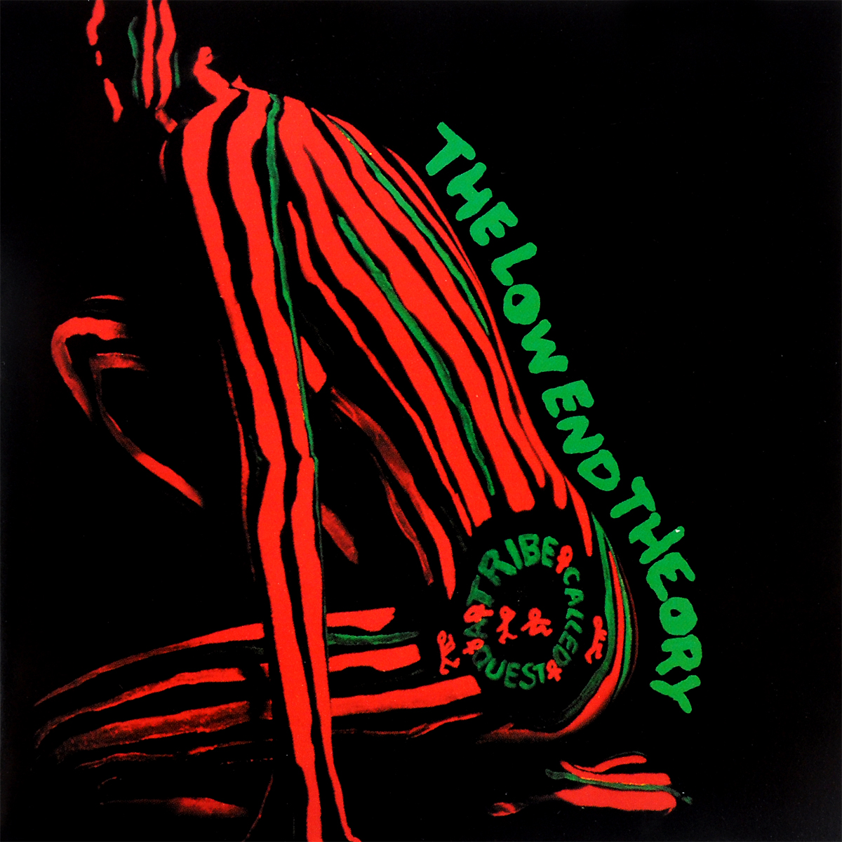 A Tribe Called Quest A Tribe Called Quest. The Low End Theory 50mm hordes tribe oberos kaya the wildheart