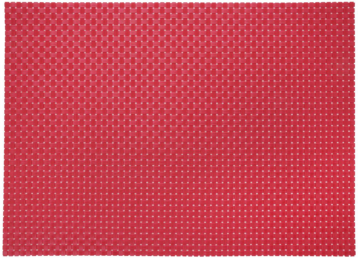 Салфетка сервировочная Tescoma Flair. Rustic, цвет: красный, 45 x 32 см662062Элегантная салфетка Tescoma Flair. Rustic, изготовленная из прочного искусственного текстиля, предназначена для сервировки стола. Она служит защитой от царапин и различных следов, а также используется в качестве подставки под горячее. После использования изделие достаточно протереть чистой влажной тканью или промыть под струей воды и высушить. Не рекомендуется мыть в посудомоечной машине, не сушить на отопительных приборах. Состав: синтетическая ткань. Рекомендуем!