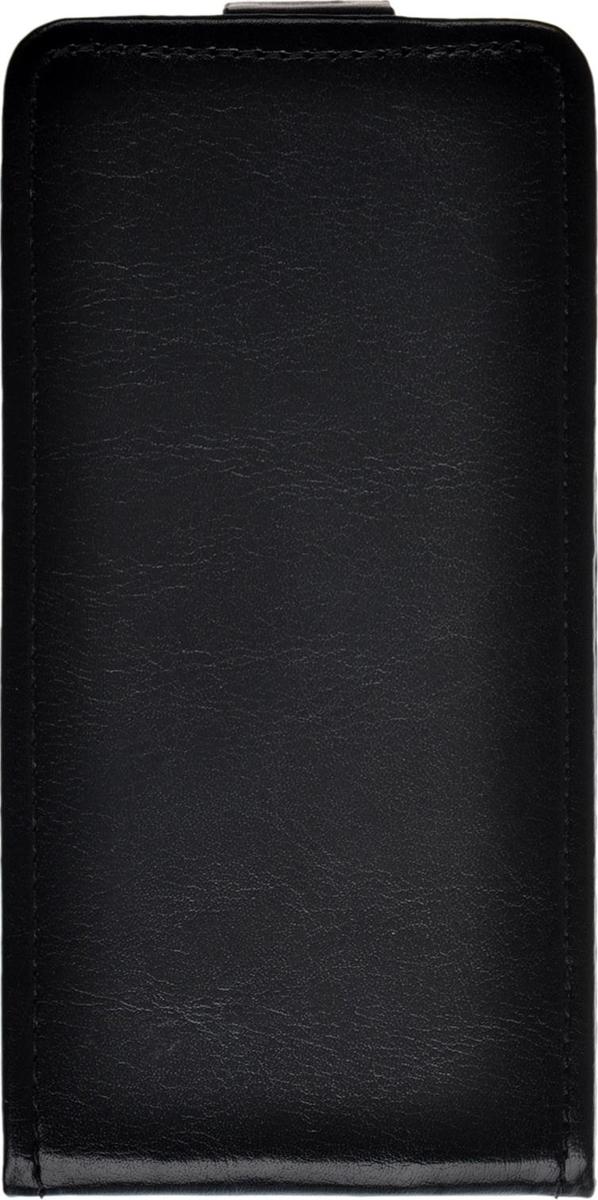Skinbox Flip Case чехол для ZTE Blade Q Lux, Black чехол skinbox для zte blade a465 2000000092881 черный