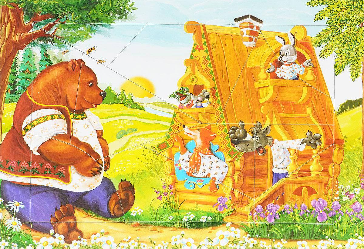 Картинки с героями из русских сказок