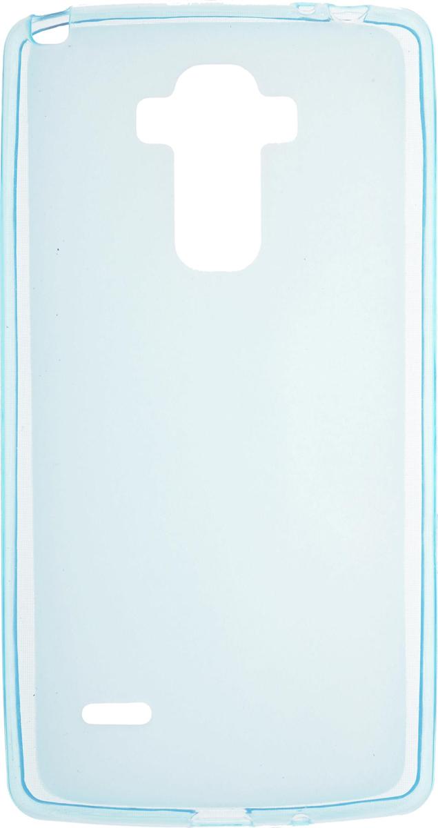 цена на Skinbox Silicone чехол для LG G4 Stylus, Blue