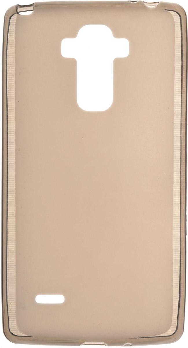 цена на Skinbox Silicone чехол для LG G4 Stylus, Brown