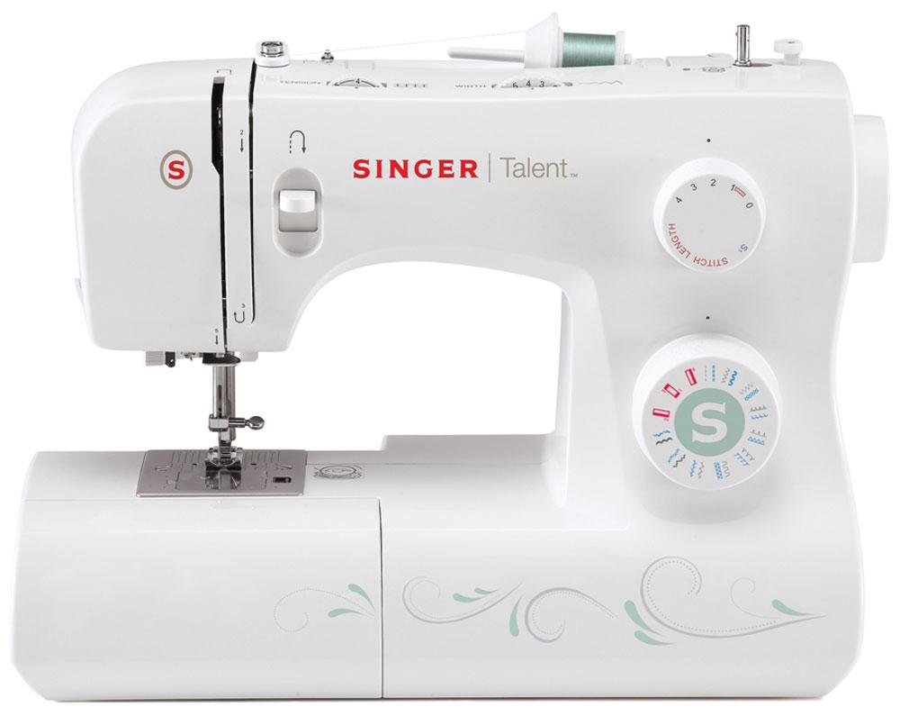 Швейная машина Singer Talent 3321 все для шитья украина