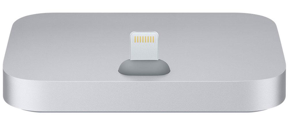 Apple iPhone Lightning Dock, Space Gray док-станция