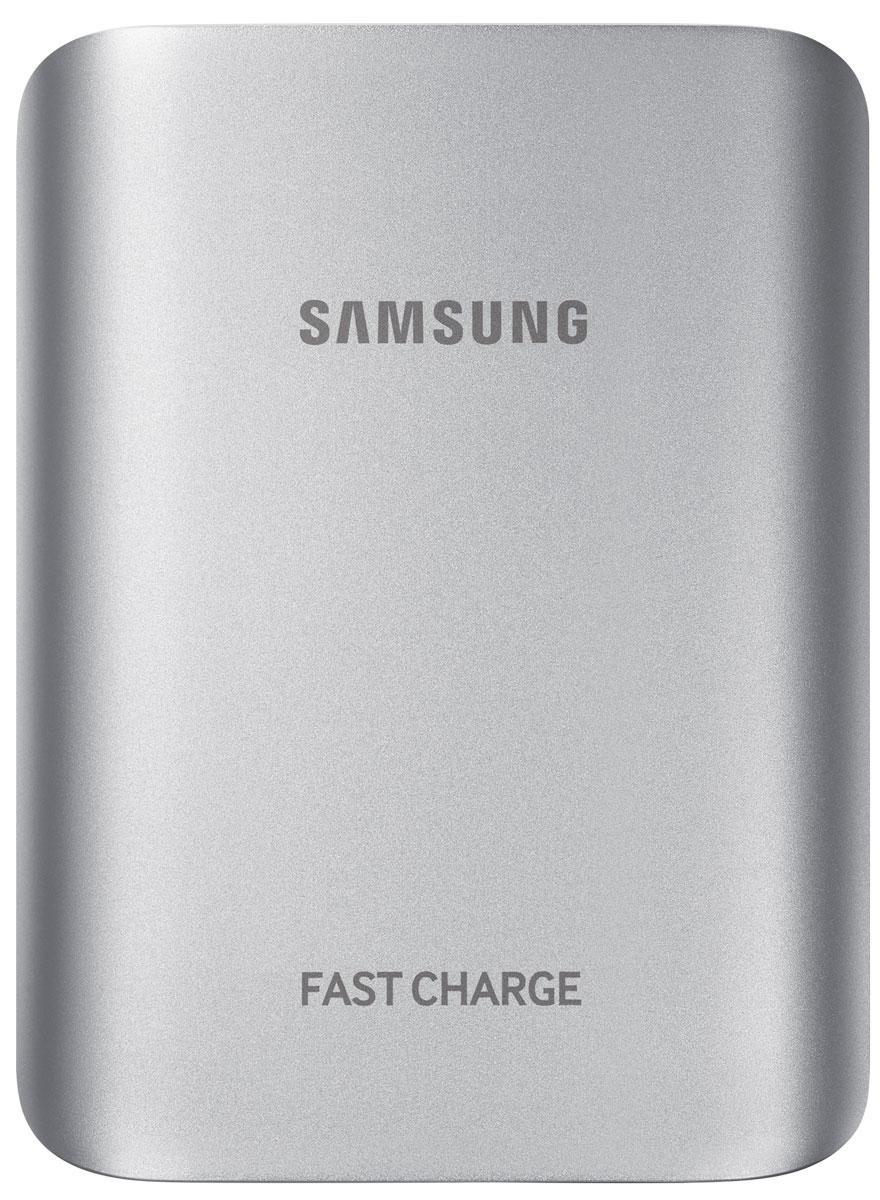 Samsung EB-PG935BSR, Silver внешний аккумулятор внешний аккумулятор samsung eb pg930bbrgru 5100mah черный