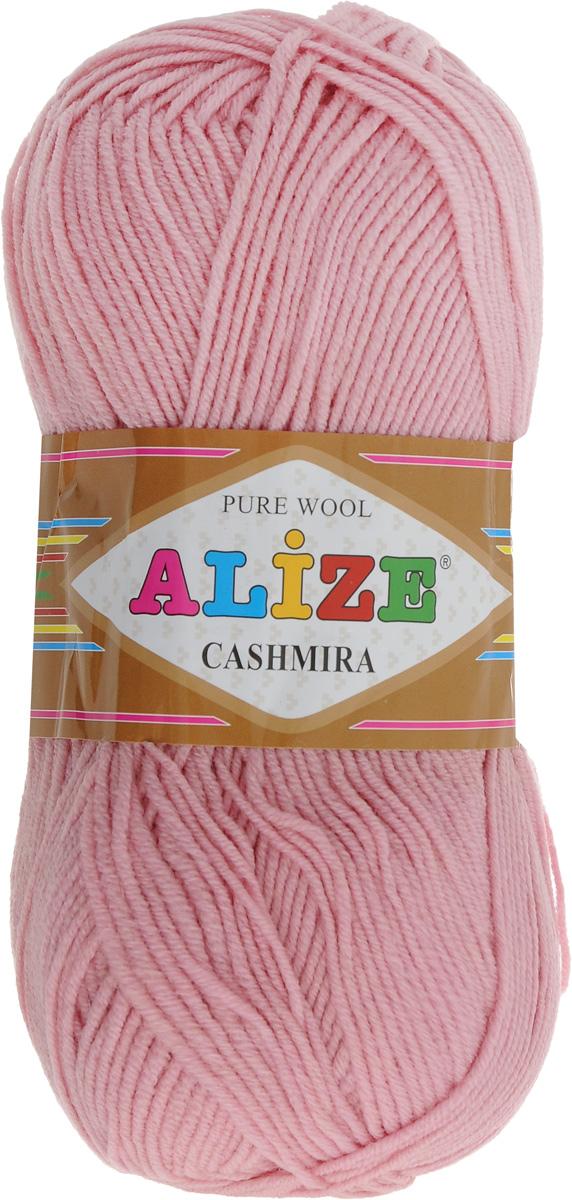 Пряжа для вязания Alize Cashmira, цвет: пудра (161), 300 м, 100 г, 5 шт цена