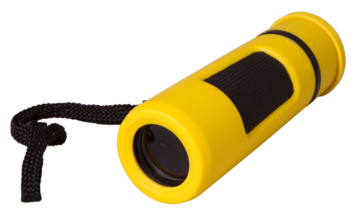 Bresser Topas 10x25, Yellow монокуляр