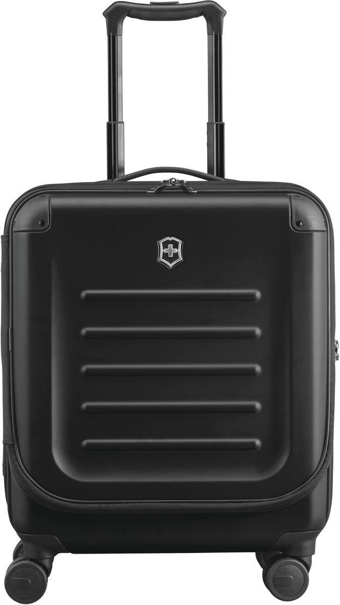 Чемодан Victorinox Spectra Dual-Access, цвет: черный. 31318101 цена