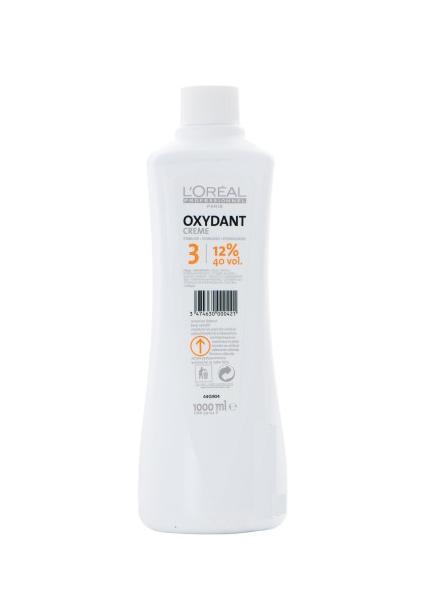 L'Oreal Professionnel Крем-оксидент 12% Oxydant-Cream, 1000 мл l oreal professionnel оксидент обогащенный 3