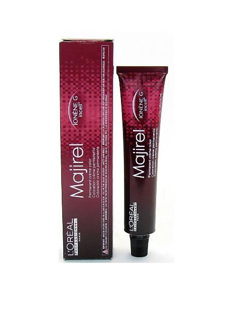 L'Oreal Professionnel Стойкая крем-краска для волос Majirel, оттенок 4.3 Золотистый Шатен, 50 мл все цены