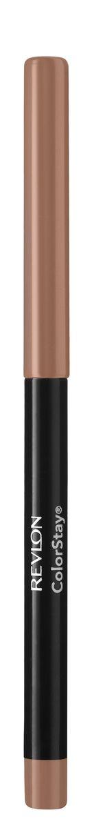 Revlon Карандаш для Губ Colorstay Lip Liner Natural 26 0,28 г revlon карандаш для губ colorstay lip liner pink 10 0 28 г