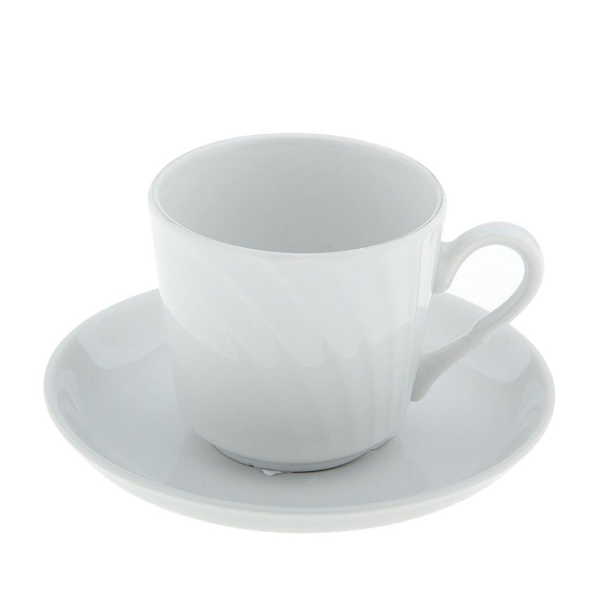 Чайная пара Голубка. Белье, 2 предмета чайная пара кирмаш белье 2 предмета
