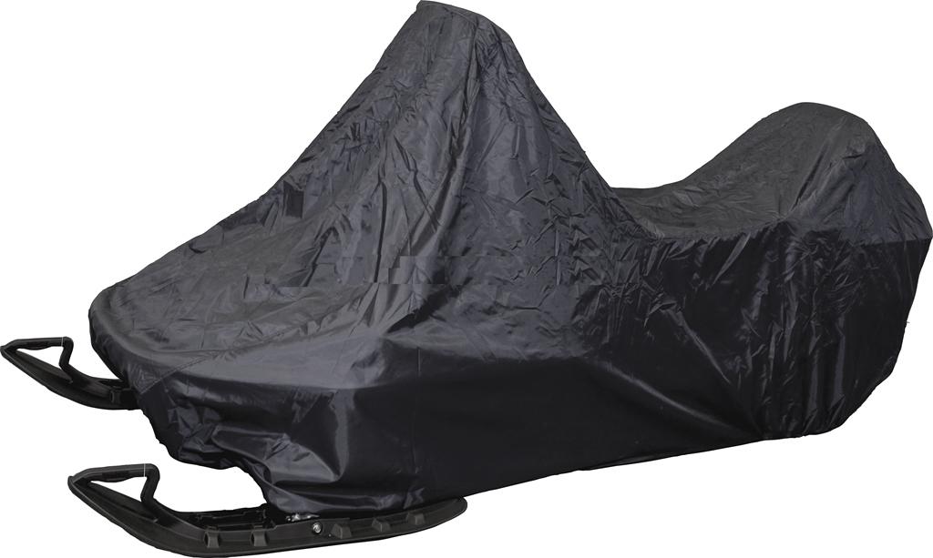 Чехол AG-brand, для хранения снегохода Ski-Doo SKANDIC SWT 600, цвет: черный