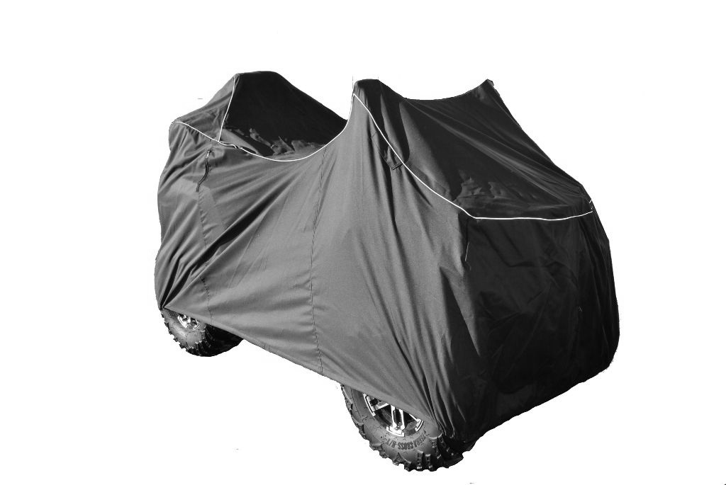 """Чехол """"AG-brand"""", для квадроцикла ATV Stels Guepard 800, транспортировочный, цвет: черный"""