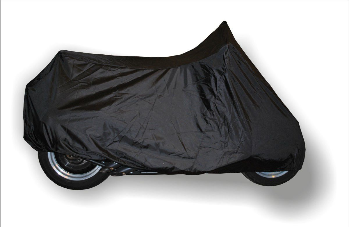 Чехол AG-brand, для мотоцикла XL, универсальный, цвет: черный запчасти для мотоциклов other