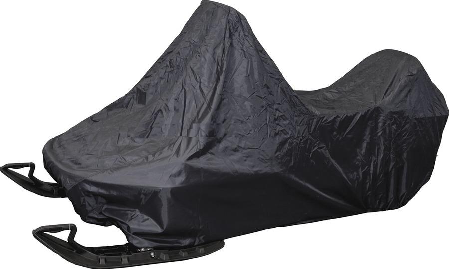 Чехол AG-brand, для снегохода Yamaha Venture Multi Purpose, цвет: черный