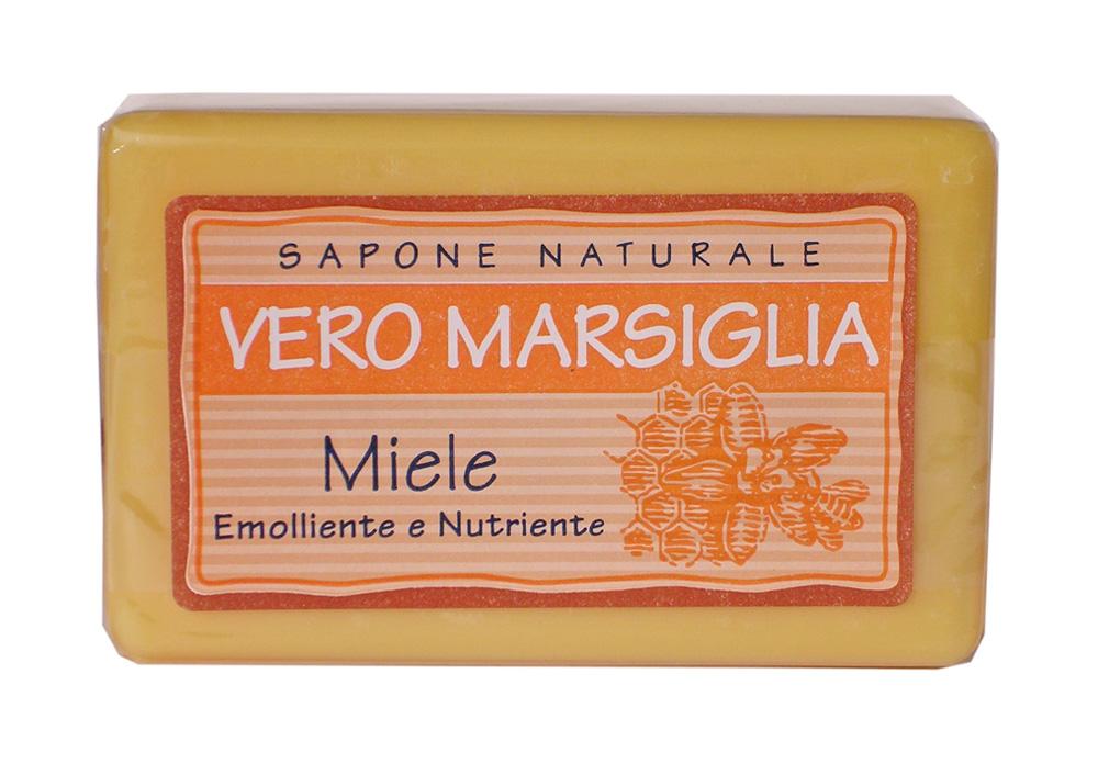 Nesti Dante Мыло Vero Marsiglia. Мед, 150 г nesti dante мыло lavanda rosa del chianti 150 г