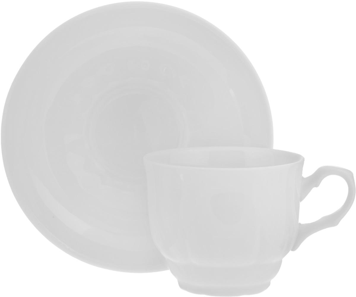 Чайная пара Тюльпан. Белье, 2 предмета чайная пара кирмаш белье 2 предмета