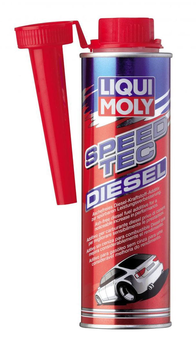 "Присадка LiquiMoly ""Speed Tec Diesel"", в дизель, 0,25 л"