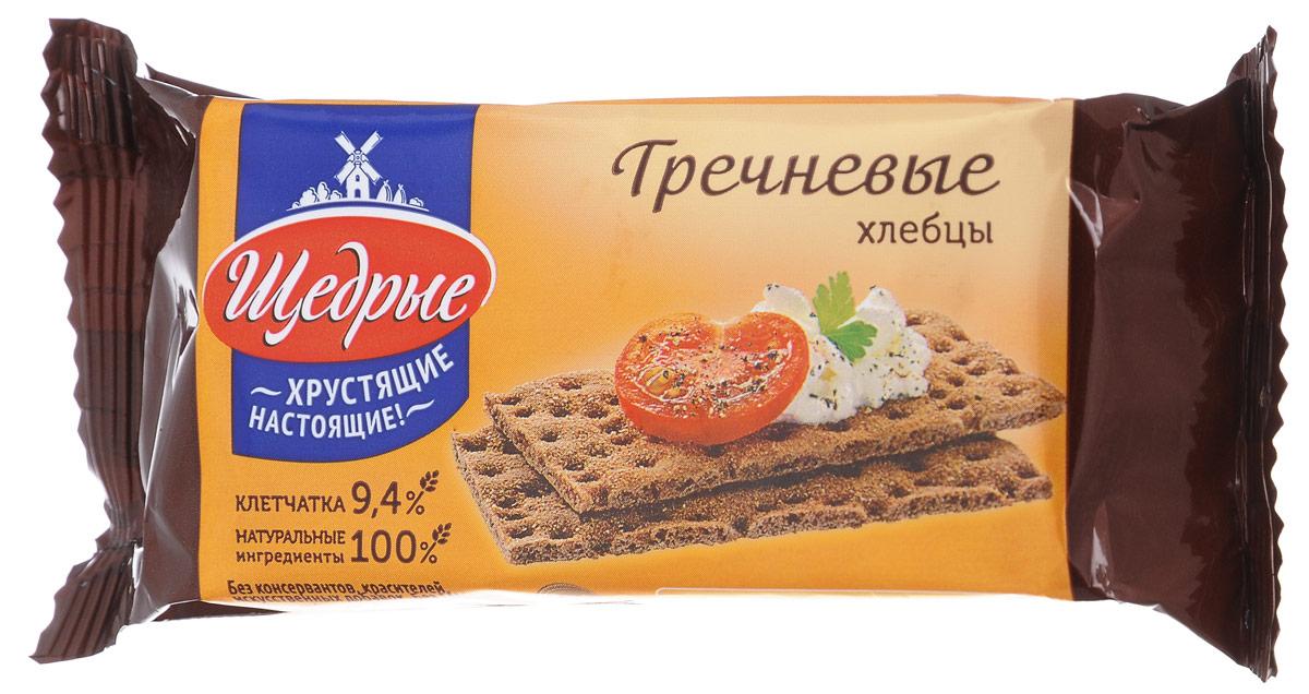 Щедрые хлебцы гречневые, 100 г цена