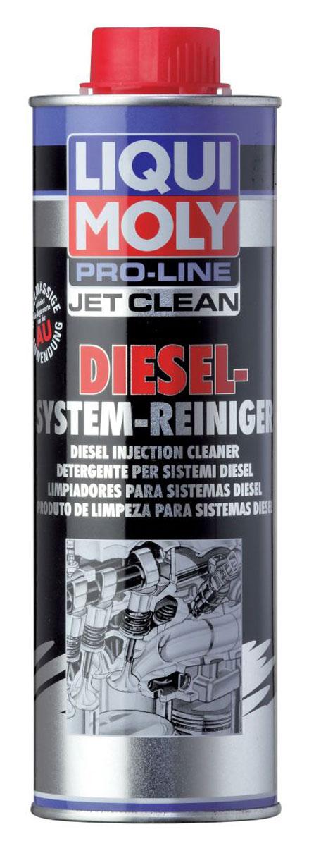 Жидкость для очистки дизельных топливных систем Liqui Moly