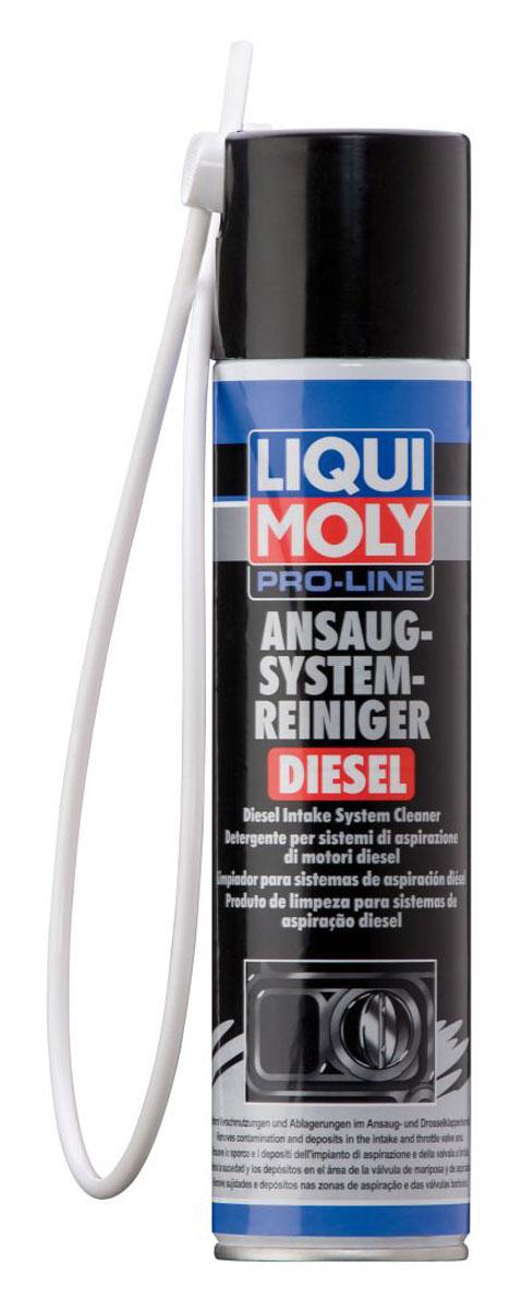 цена на Очиститель дизельного впуска LiquiMoly Pro-Line Ansaug System Reiniger Diesel , 0,4 л