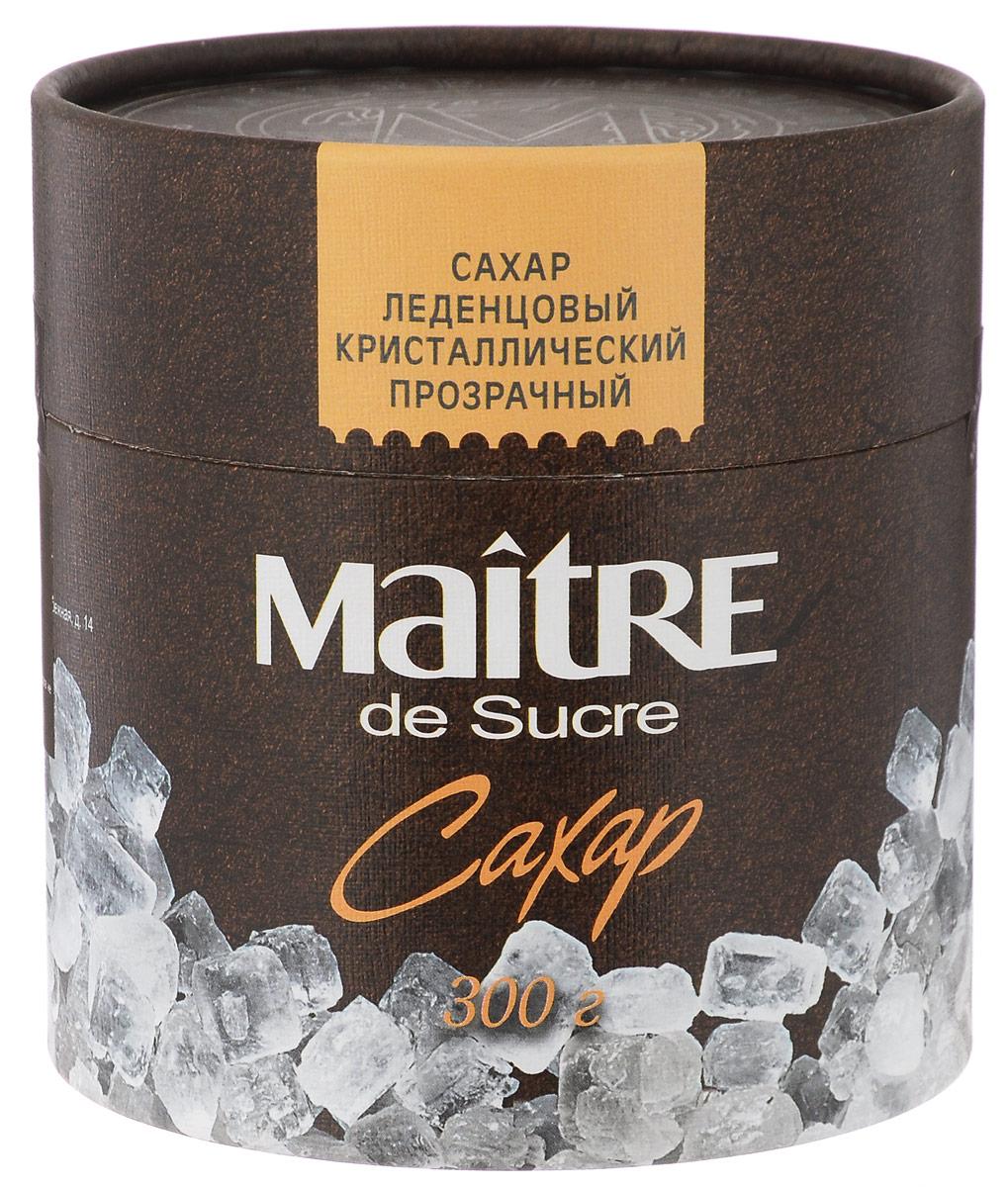 Maitre de Sucre сахар леденцовый прозрачный кристаллический, 300 г комбинезон suggest by pain de sucre