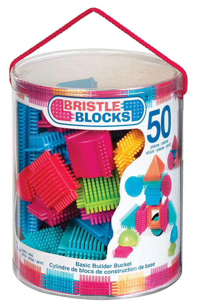 Bristle Blocks Конструктор игольчатый 50 деталей