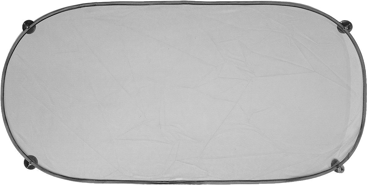 цена на Шторка солнцезащитная Zipower, на заднее стекло, 100 х 50 см