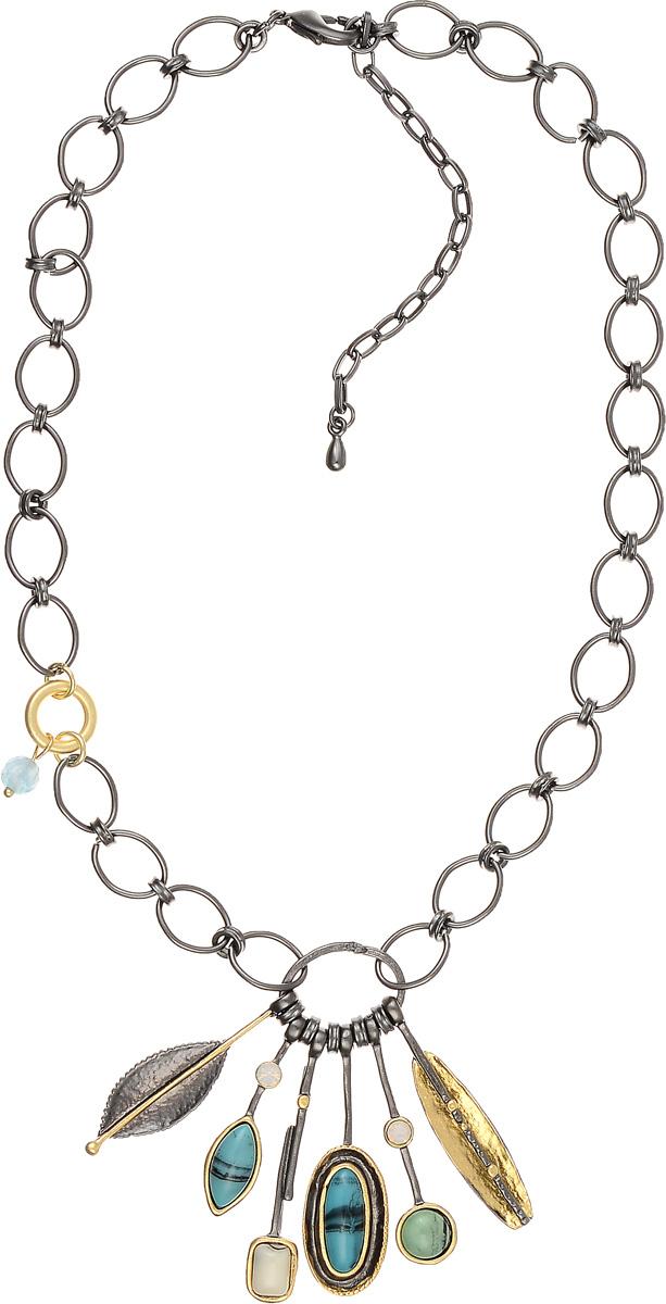 Колье/ожерелье бижутерное Selena