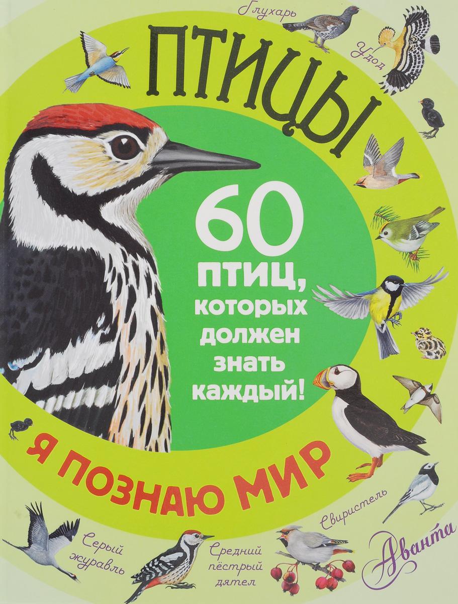 Е. Ю. Снегирева Птицы. 60 птиц, которых должен знать каждый