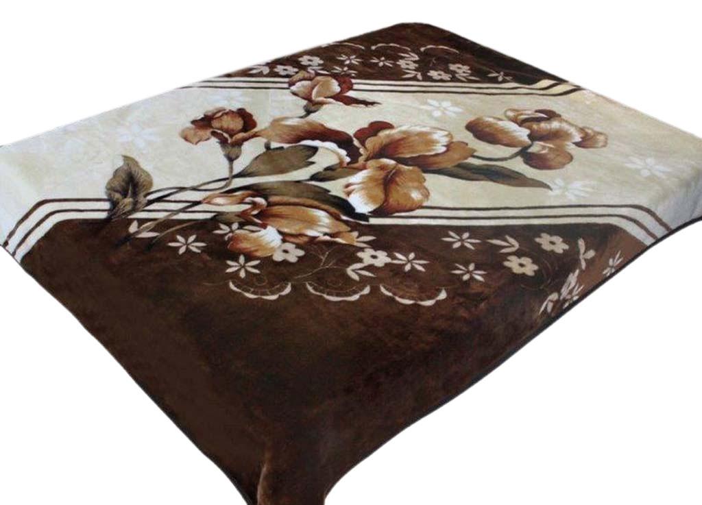 Плед Tamerlan, нестриженый, цвет: коричневый, 150 х 200 см. 74530 цена