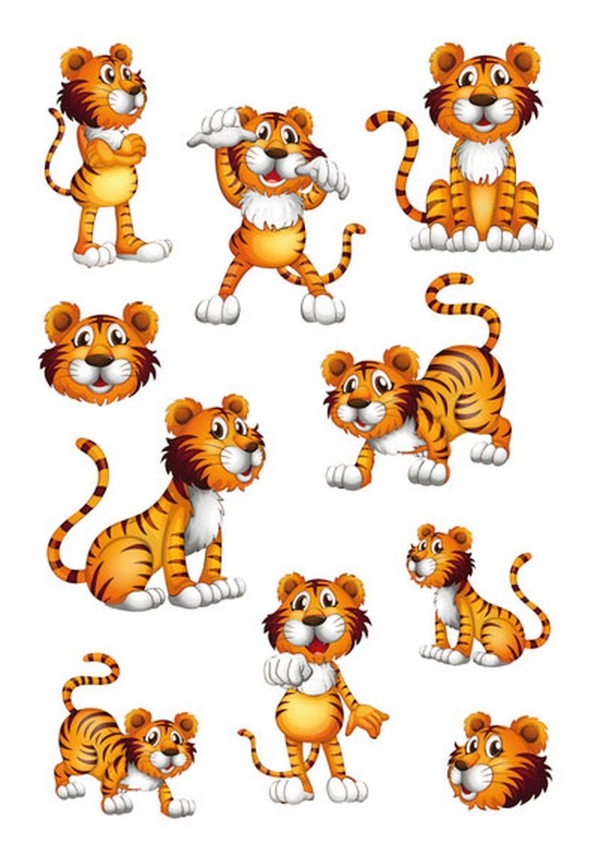 Herma Наклейки Magic Тигруша недорго, оригинальная цена