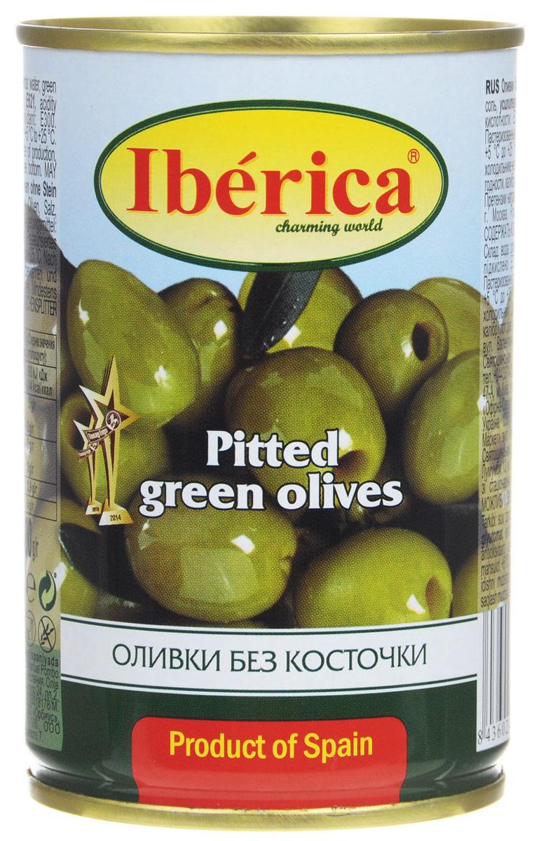 Iberica оливки без косточки, 300 г цена и фото