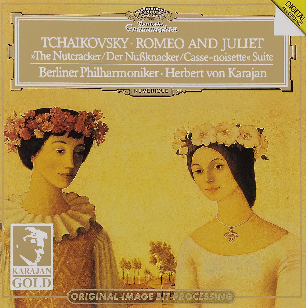 Герберт Караян,Berliner Philharmoniker Herbert Von Karajan. Tchaikovsky. Romeo And Juliet / The Nutcracker стоимость